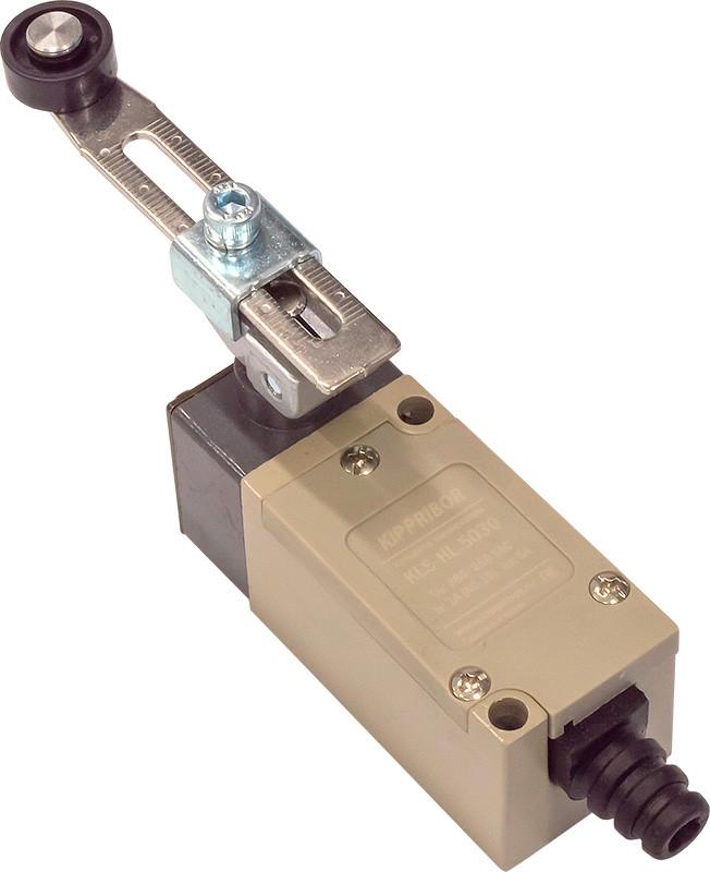 Конструкции и область применения концевых выключателей