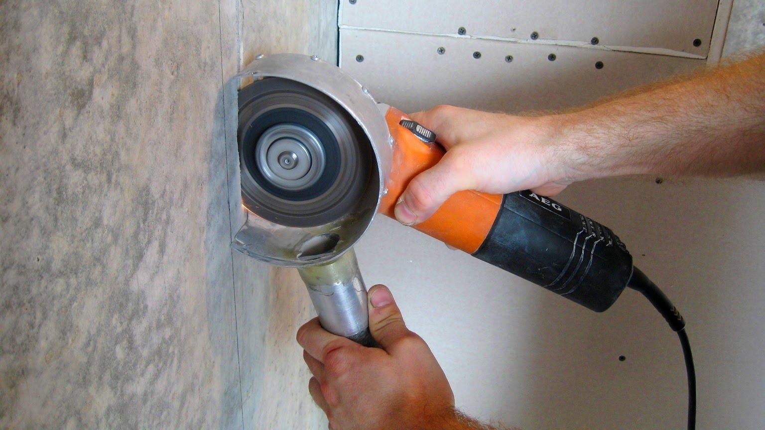 Штроборез – обзор лучших моделей машинки для резки бетона (95 фото)