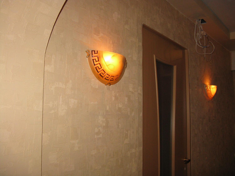 Освещение в подъезде многоквартирного дома