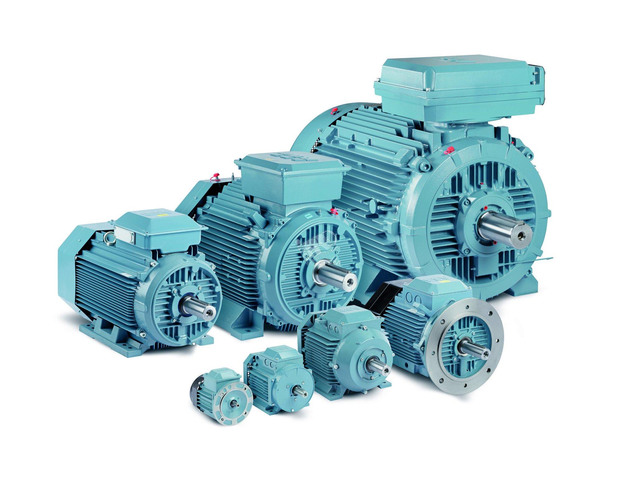 Асинхронный двигатель: принцип работы и устройство