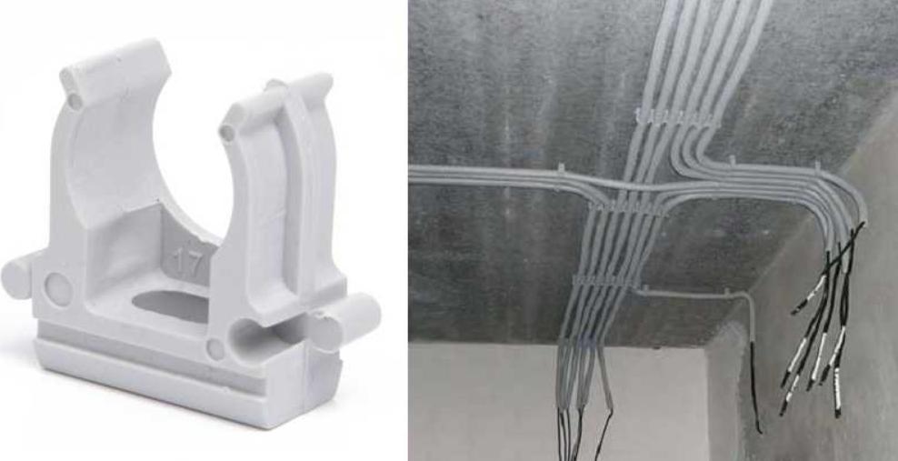 Порядок крепления кабель-канала к стене
