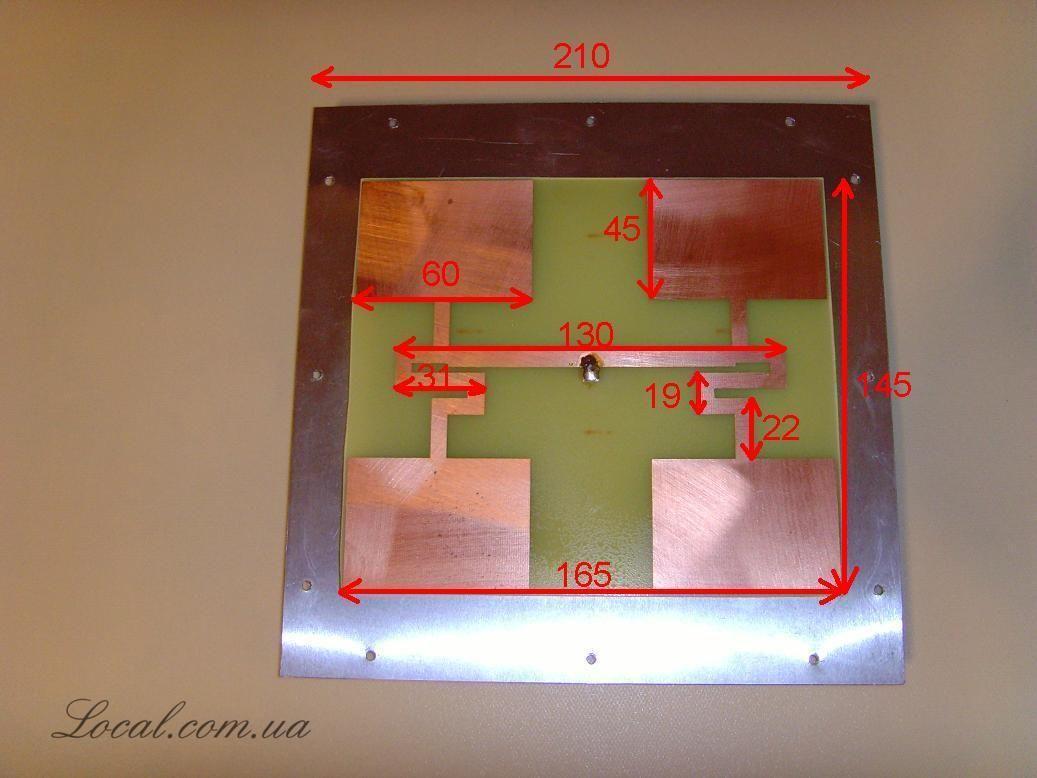 Как сделать антенну mimo 4g lte в домашних условиях