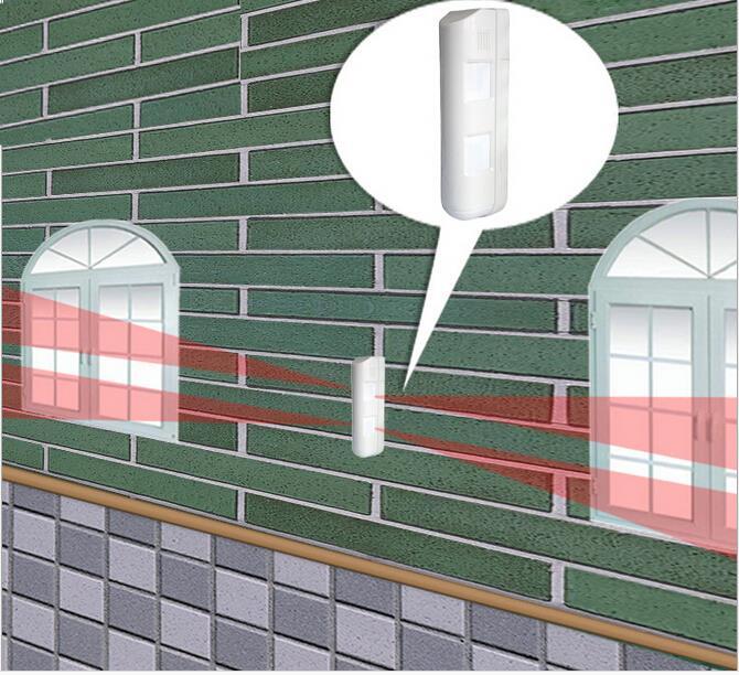 Как подобрать уличный датчик движения для охраны периметра