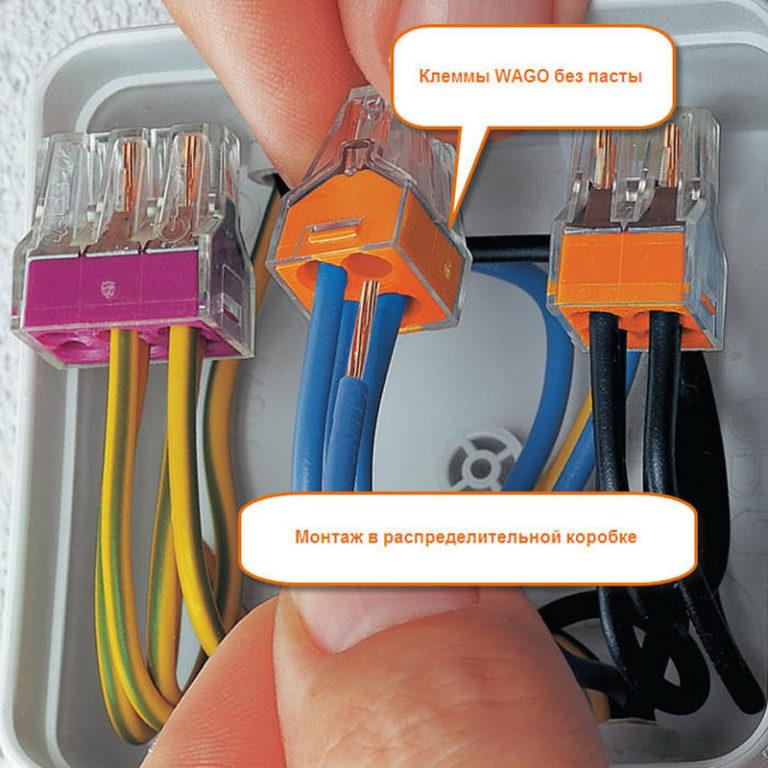 Крепеж проводов – основные методы крепления и варианты монтажа проводки (80 фото-идей)