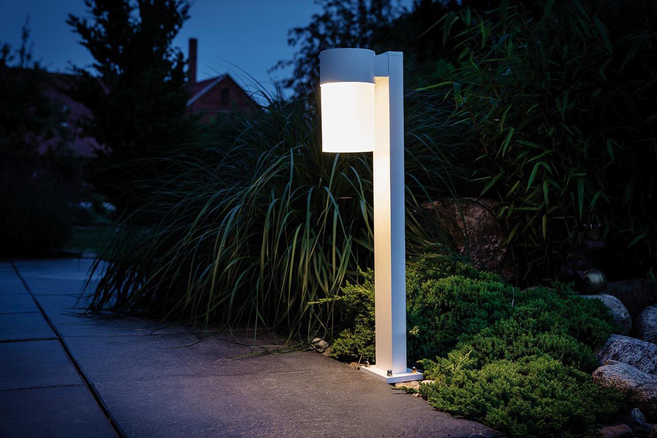 Организация освещения и разновидности уличных светильников для парков и скверов