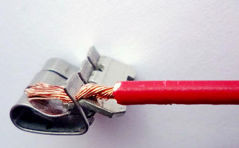 Способы соединения проводов. скрутка, пайка, сварка, опрессовка проводов и другие методы соединения.