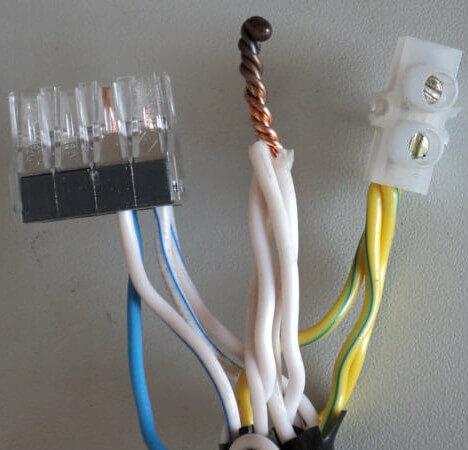 Способы сращивания utp кабеля витая пара информационных сетей