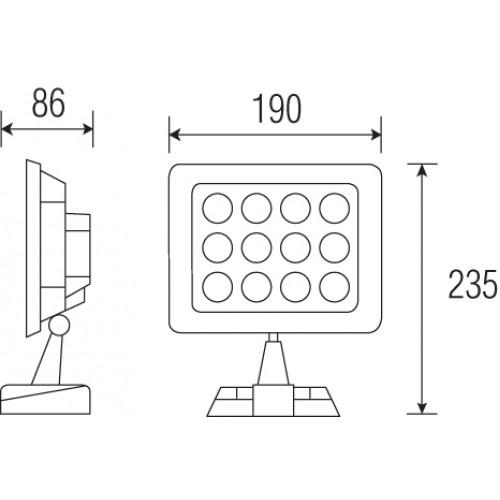 Классификация световых приборов
