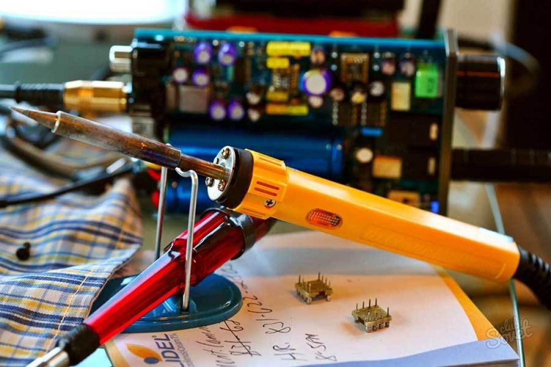 Всё о правилах эксплуатации электрического паяльника и его ремонте своими руками