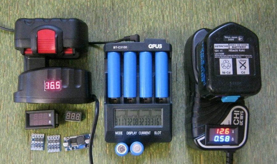 Можно ли заряжать литиевые аккумуляторы автомобильной зарядкой