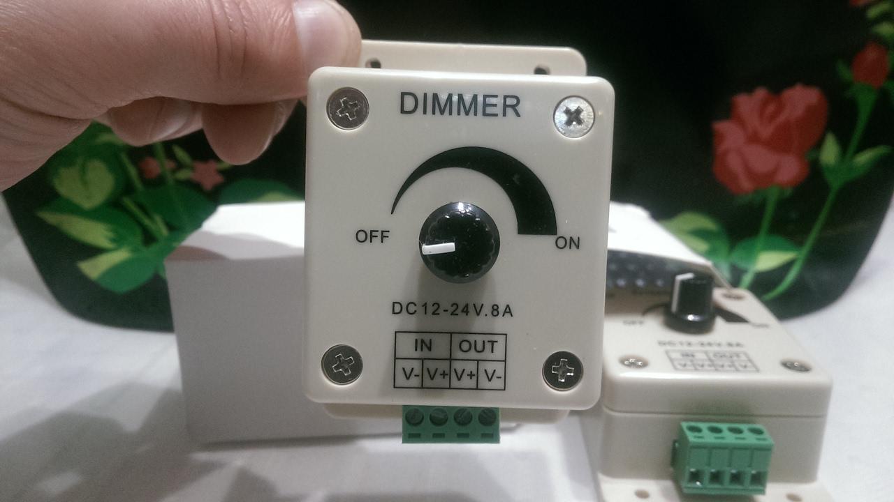Что такое диммер? назначение, подключение