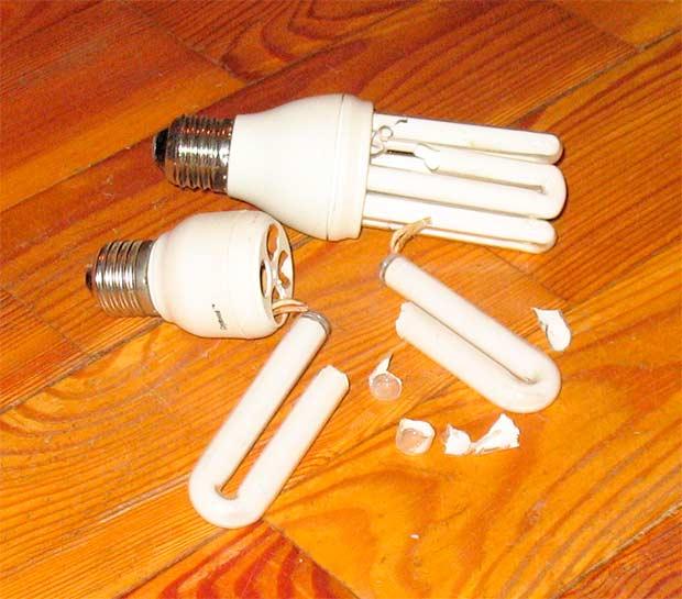 Вредны ли энергосберегающие лампочки?