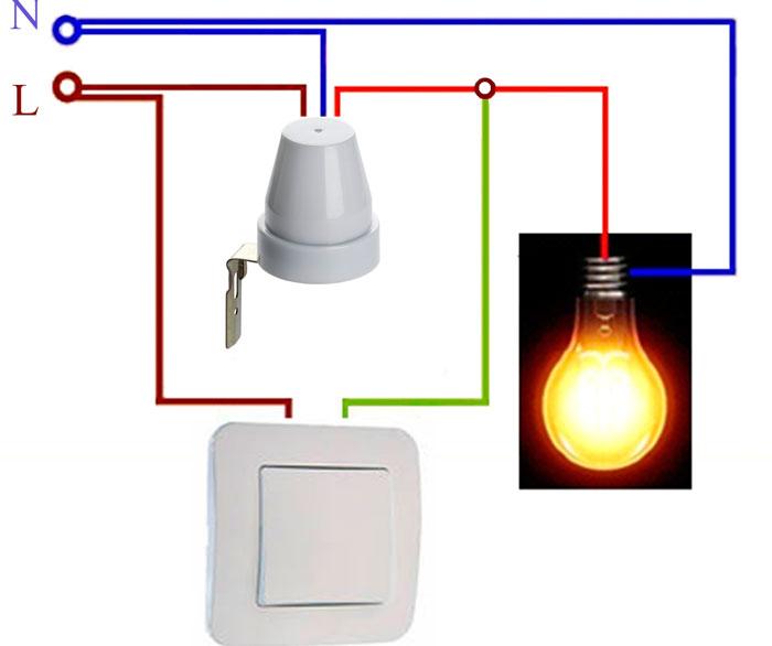 Экономим электроэнергию: датчики движения для включения света