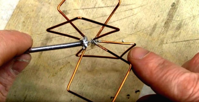 Внешняя антенна для 4g lte модема своими руками