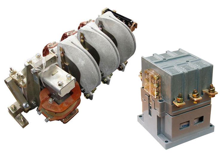 Различия между контактором и магнитным пускателем