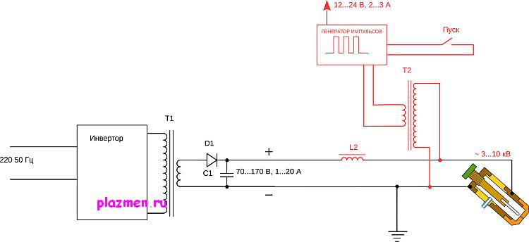 Как изготовить сварочный осциллятор своими руками?