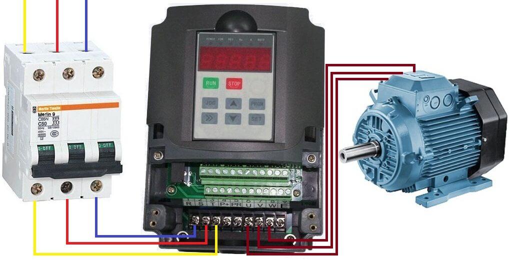 Модуль igbt для частотного преобразователя, эксплуатация на практике