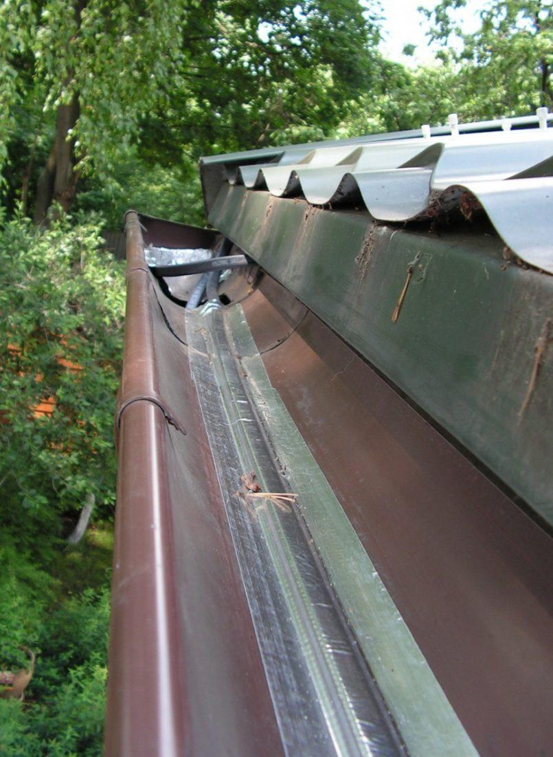 Обогрев крыши: зачем нужен и как сделать всё правильно