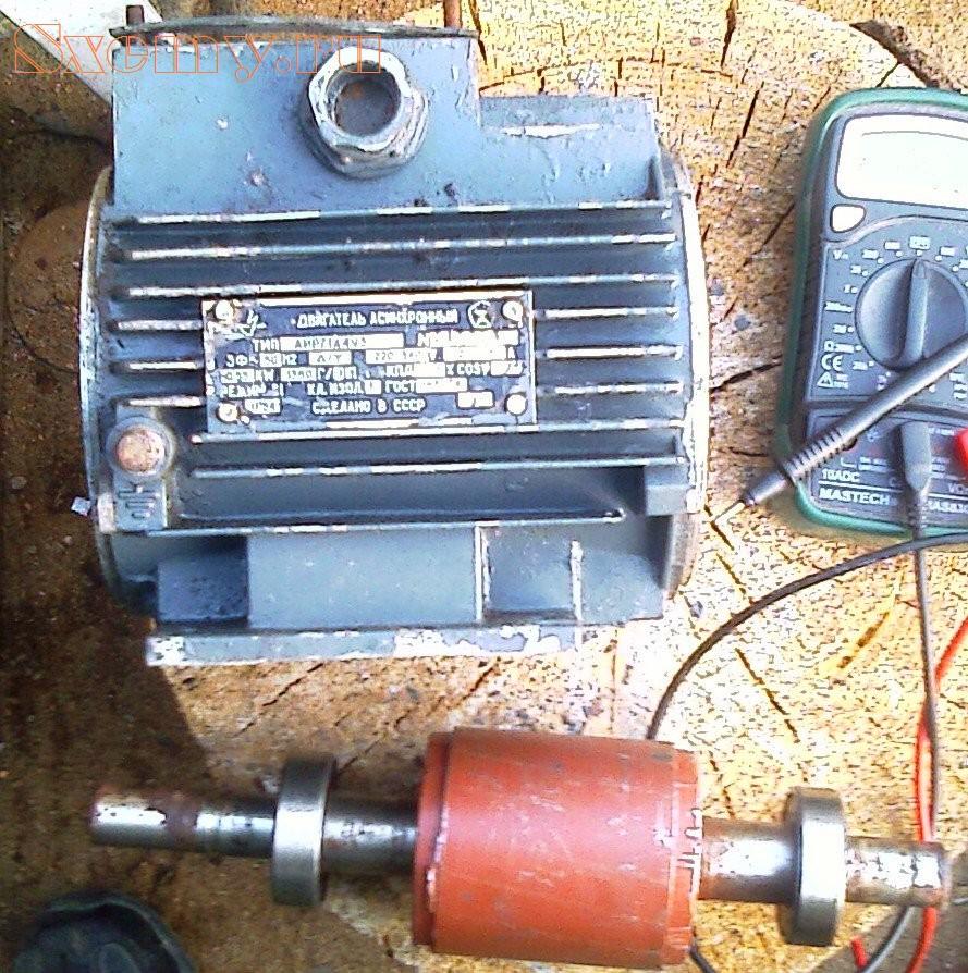 Трехфазный генератор – принцип работы и его устройство