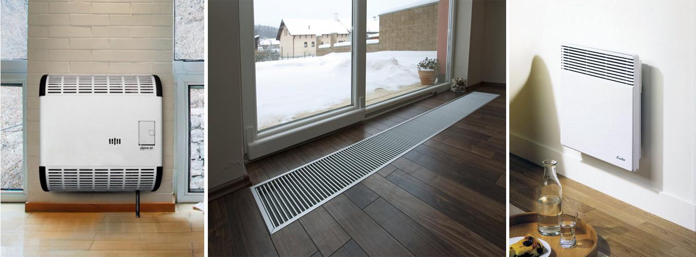 Конвекторные обогреватели для дома: энергосберегающие приборы — желаемое или действительное?