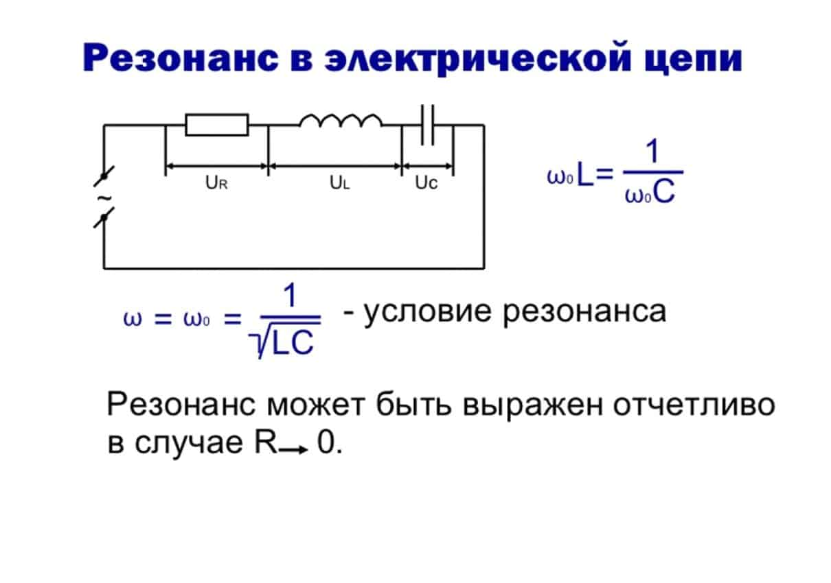 Резонанс токов – обзор понятия и методики расчета