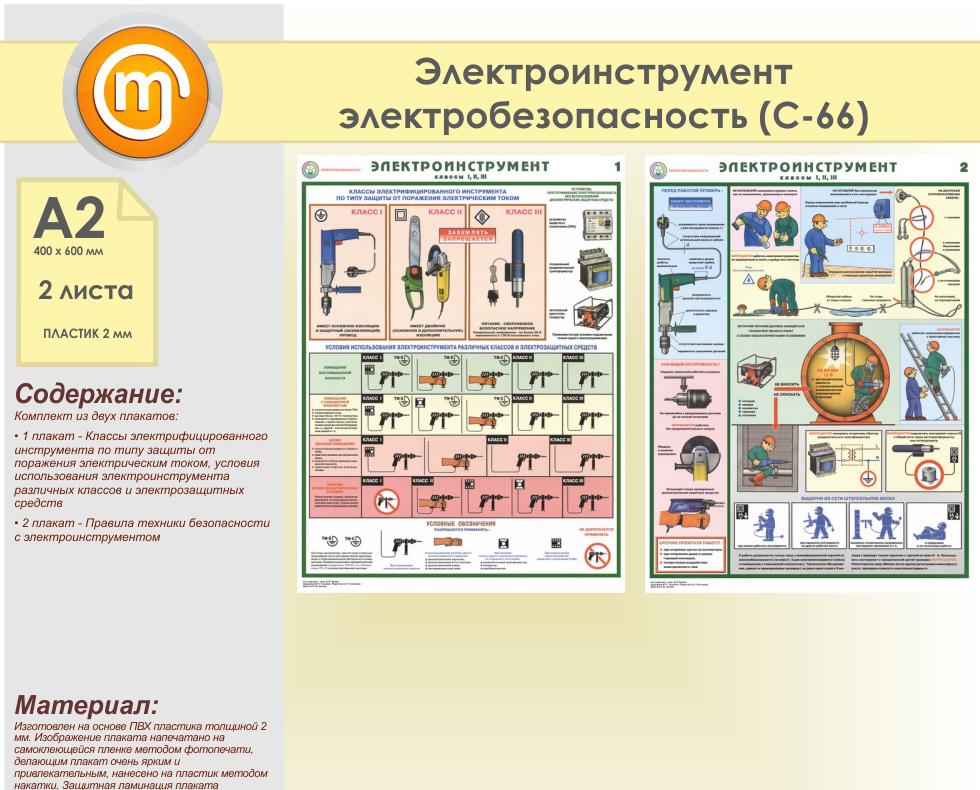 Маркировка электроинструмента: классы защиты и изоляции