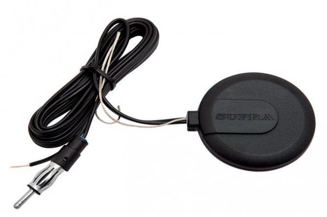 Как подключить активную автомобильную антенну