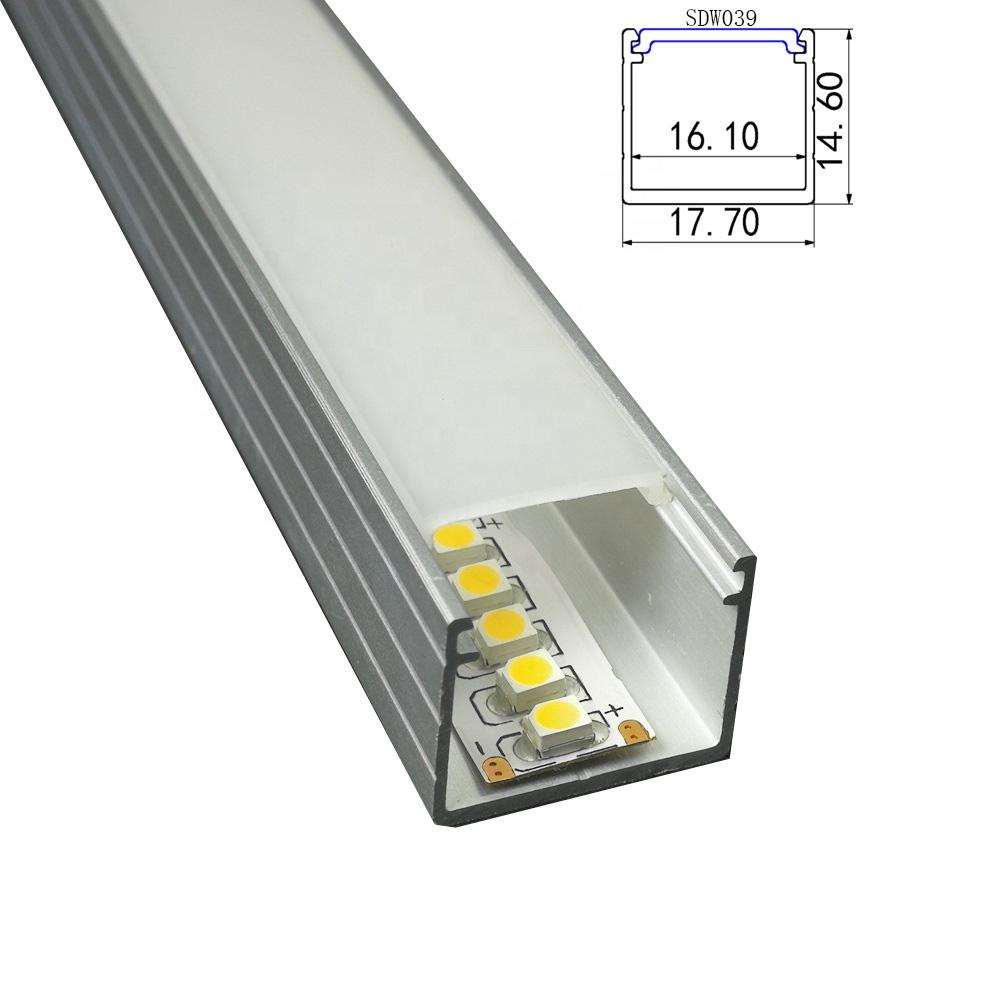 расстояние светодиодной ленты от рассады