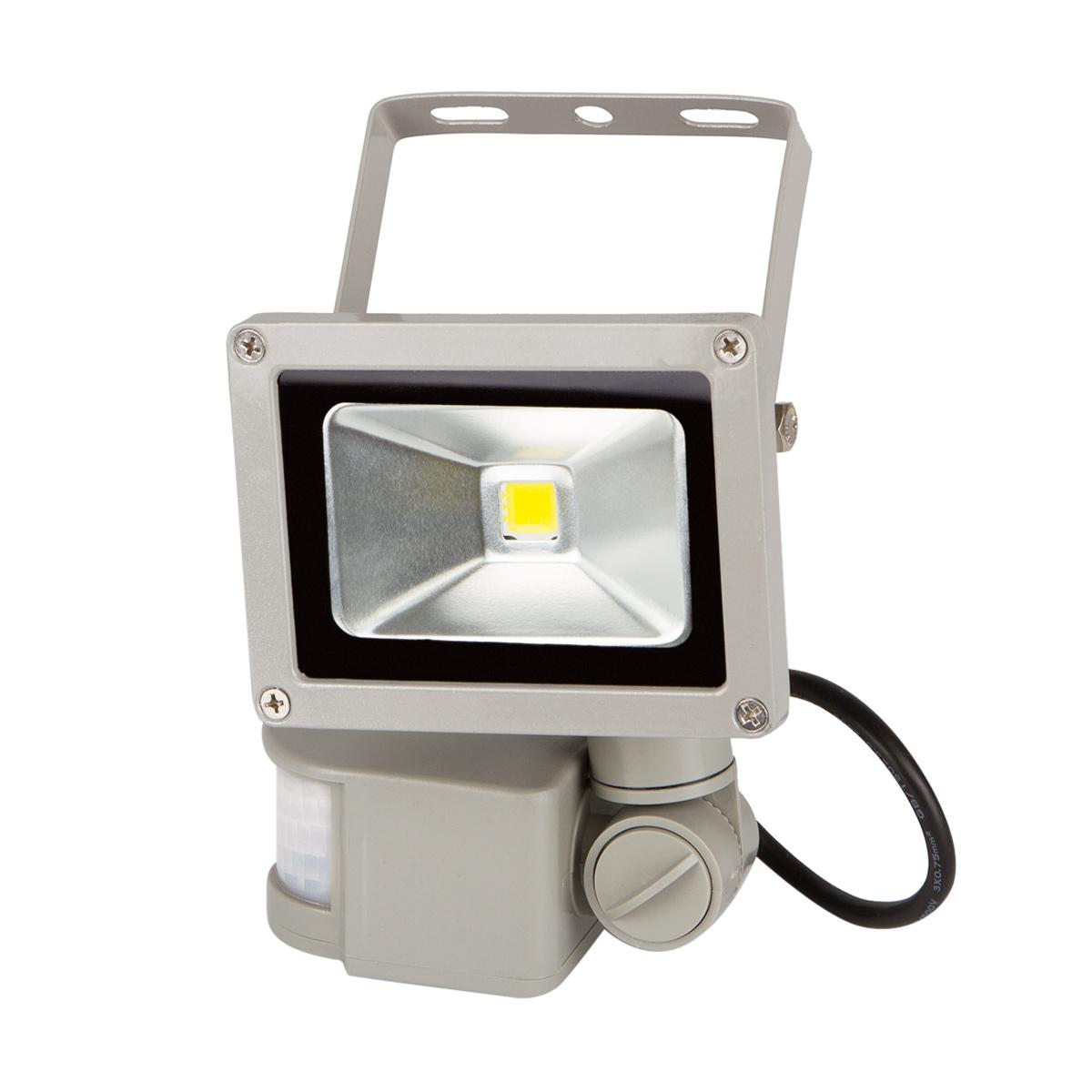 Установка и подключение светодиодного прожектора своими руками