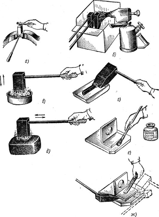 Паяльник своими руками – практическое руководство по созданию паяльника и паяльной станции в домашних условиях