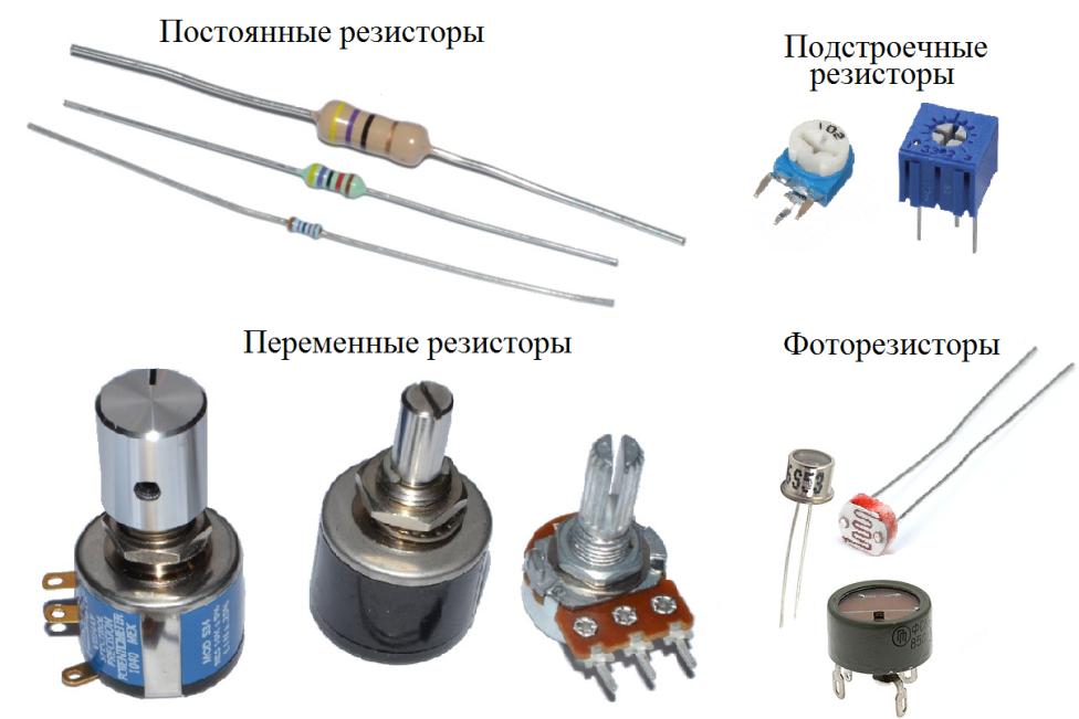 Что такое резистор и для чего он нужен?