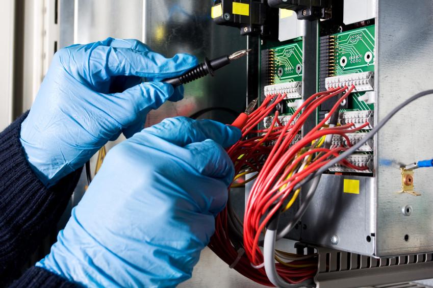 Техническое обслуживание электрических машин