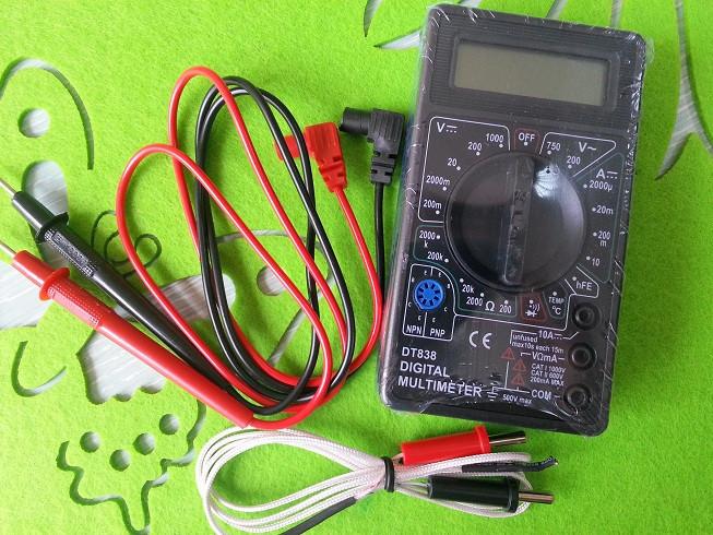 Мультиметр dt-830b: инструкция по эксплуатации и отзывы
