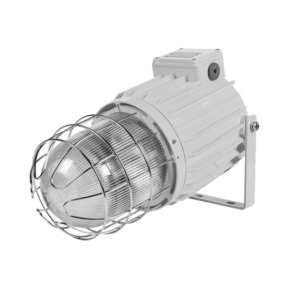 Причины применения взрывозащищенных светодиодных светильников
