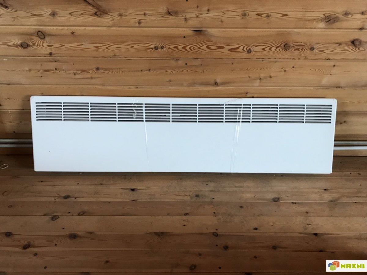 Отопление электроконвекторами: общая информация