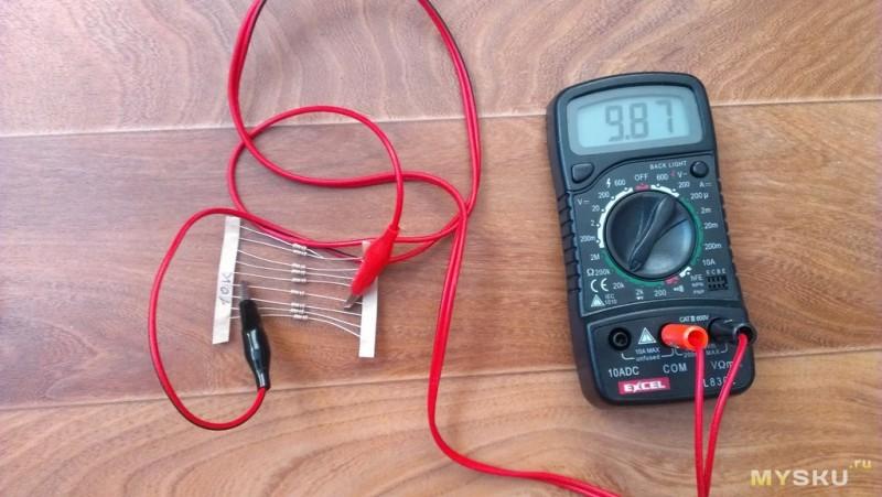 Что такое омметр? практика измерения сопротивления омметром
