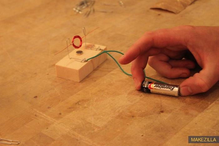 Как сделать аккумулятор