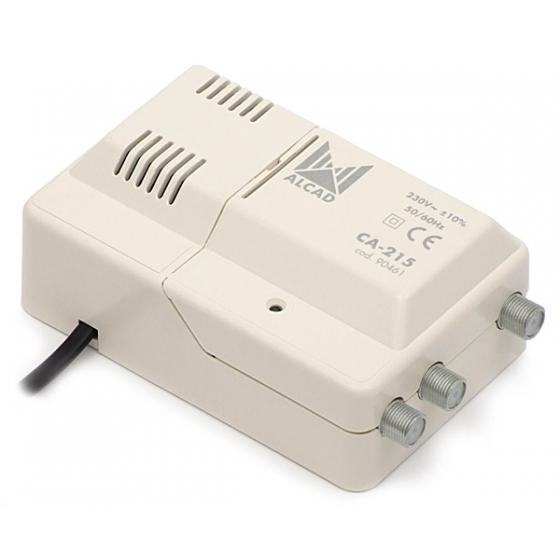 Как усилить сигнал от тв антенны?
