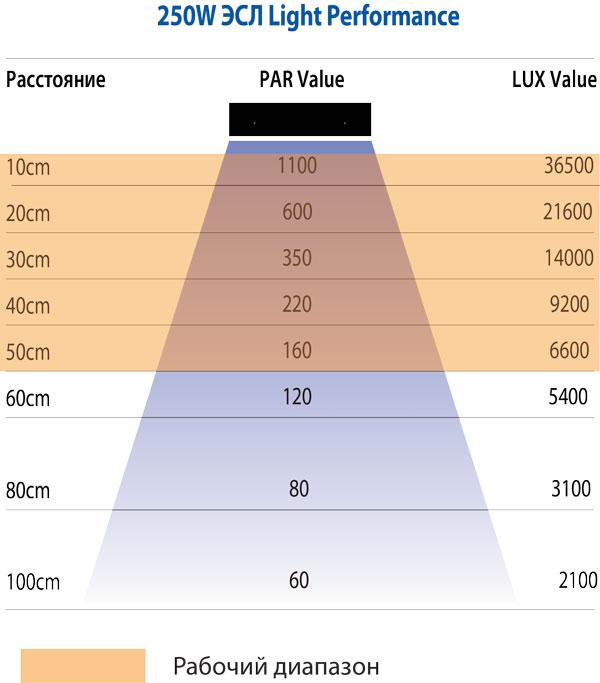 Особенности измерения освещенности