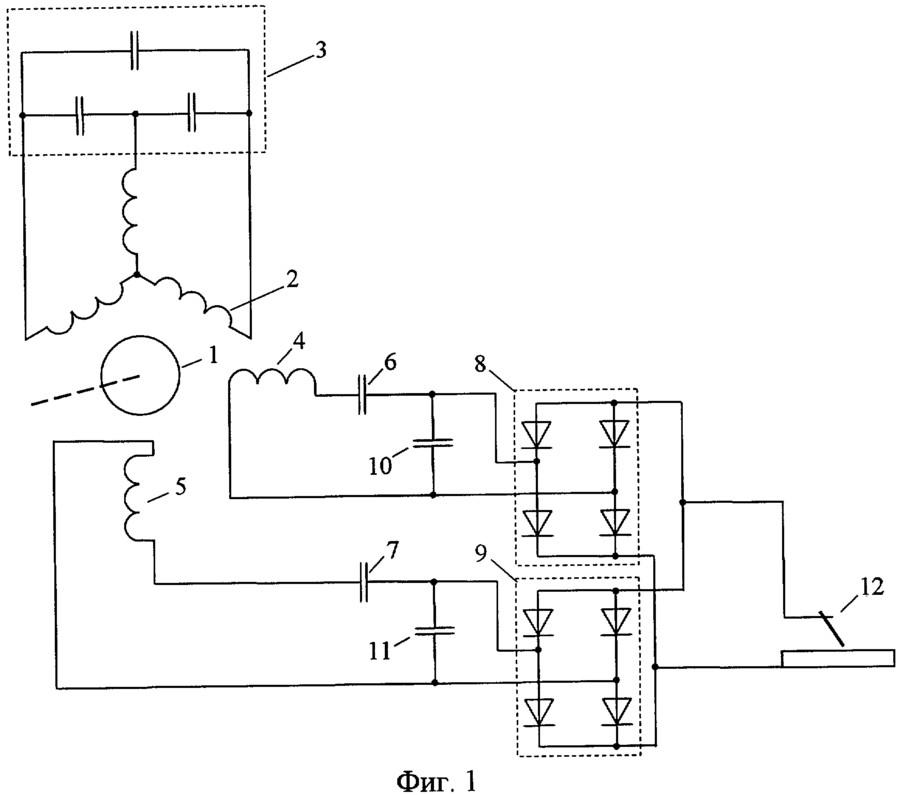 Самодельный генератор для дома