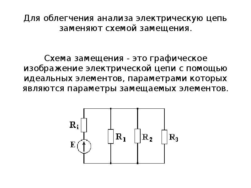 Теоретические основы электротехники и электроники