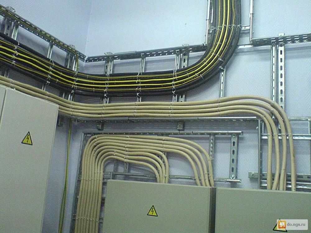Правила выбора и монтажа гофры для проводов и кабеля