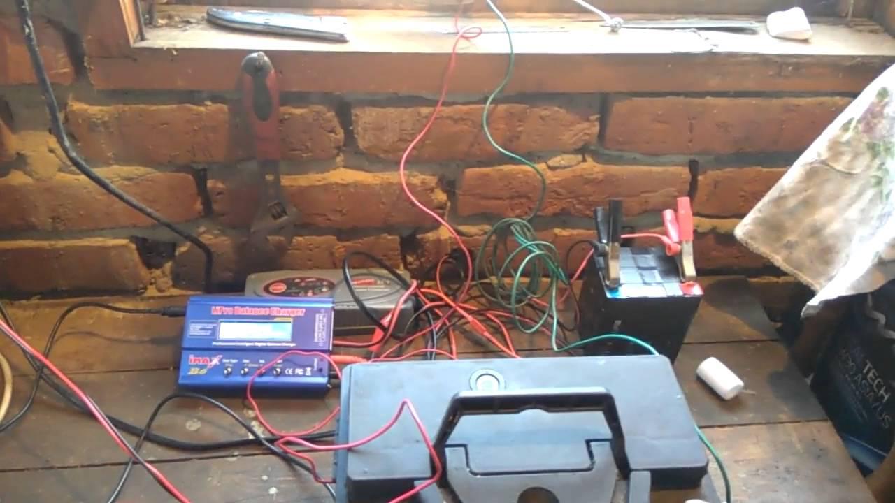 Переполюсовка аккумулятора. как восстановление емкости