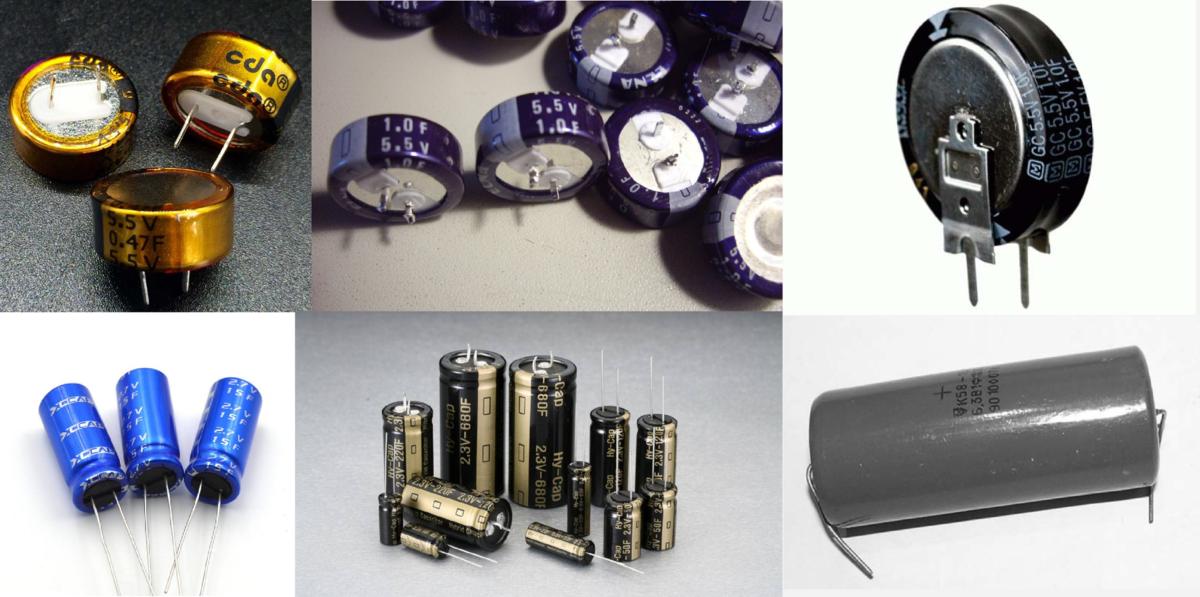 Что такое ионистор?