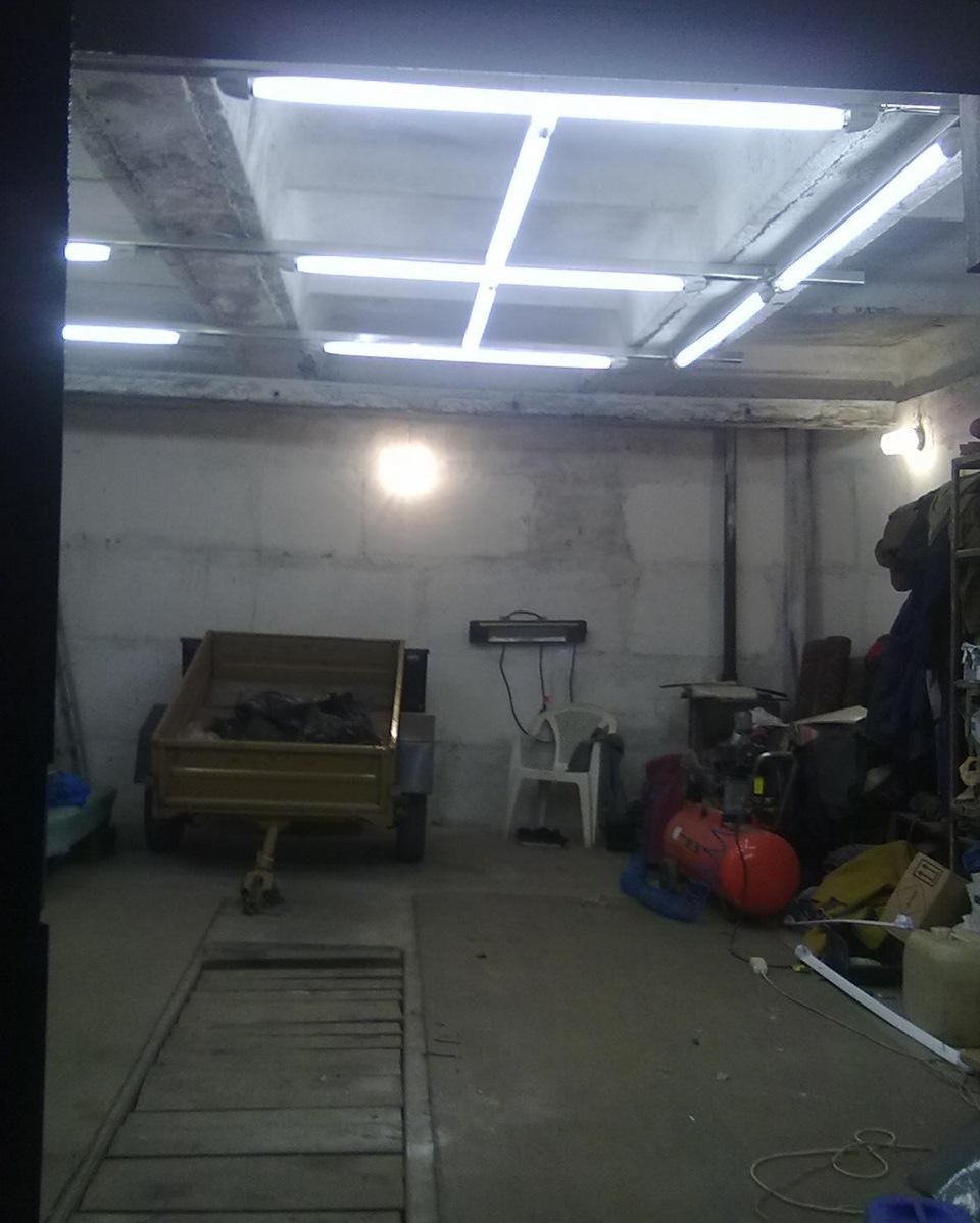 Освещение в гараже – 95 фото лучших идей по установке и проекты по реализации