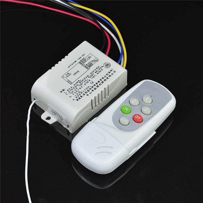 Сенсорный выключатель с пультом управления - обзор, установка и возможности