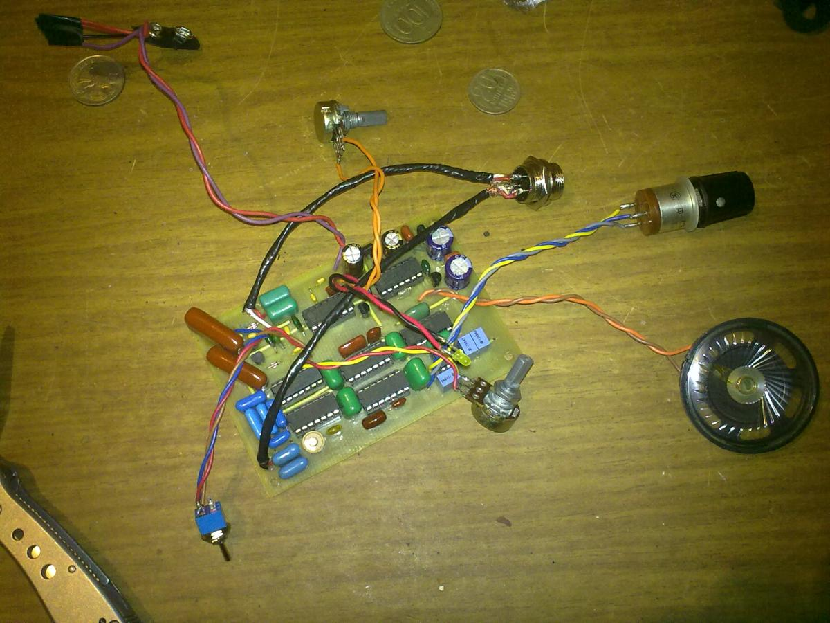 Самодельные металлоискатели, или как сделать металлоискатель своими руками