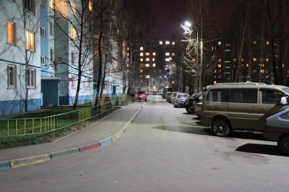 Нормирование уличного освещения