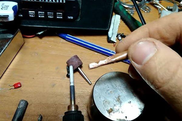 Как отремонтировать паяльник?