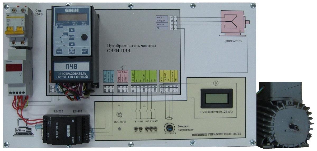 Частотный тиристорный преобразователь — подробное описание тпч